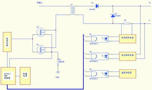 开关电源在调频广播发射机中的应用